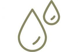 Cuidamos el Agua utilizando ahorradores de agua y reduciendo su consumo.
