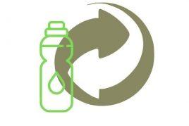 Reciclamos vidrios, papel y residuos orgánicos